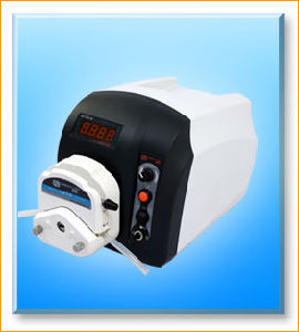 Bt101s Variable Speed Peristaltic Dosing Pump for Food pictures & photos