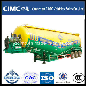 Sinotruk HOWO 35-40 Ton Bulk Cement Transport Truck pictures & photos
