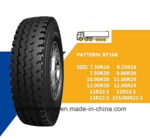 Truck Tyre 12.00r24, Radial Bus Tyre for All Positions pictures & photos