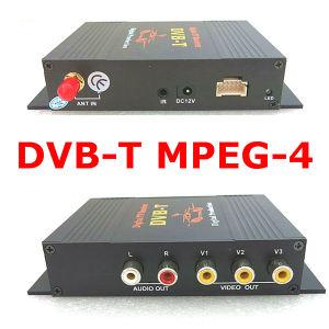 High Speed Mobile Digital TV Tuner Receiver MPEG-4 Car DVB-T
