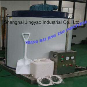 Stainless Steel 304 Evaporator Flake Ice Machine for Supermarkets/Hotels pictures & photos
