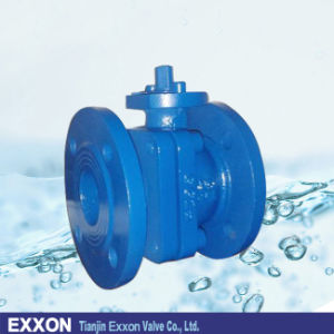 GGG25, GGG40 Cast Iron Ball Valve pictures & photos