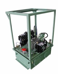 Hydraulic Power Pack for Rubber Machinery Industry pictures & photos