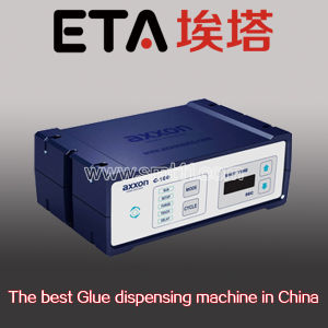 Table-Top Glue Dispensing Machine with Vision System B200 pictures & photos