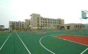 Basketball Field for EPDM Granules pictures & photos