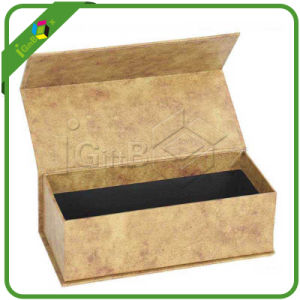 Custom Book Shape Cardboard Gift Box with Magnetic Closure pictures & photos