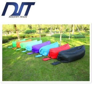 Outdoor Travelling Lazy Sleeping Bag Fast Air Inflatable Sofa pictures & photos