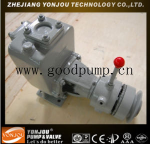ZFL Cargo Oil Pump with Manual Clutch pictures & photos
