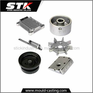 Aluminum Alloy Die Casting for Industrial Parts (STK-14-AL0036) pictures & photos