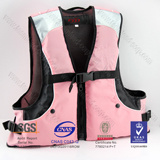 Nylon Pink Life Jacket, Wetsuit pictures & photos
