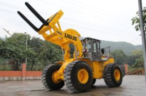 20ton 21ton Xj968-20d Block Handler for Sale Vs Komatsu pictures & photos