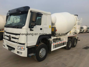 HOWO 6X4 12 M3 Mixer Truck (ZZ1257N3841/SOWA) pictures & photos