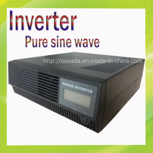 1000W/24V DC to AC LCD Display Power Inverter pictures & photos