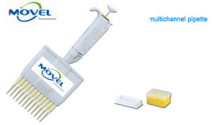 Multi-Channel Micropipette, Volume Pipette pictures & photos