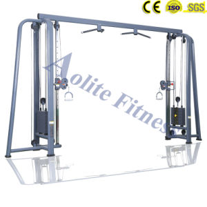 Cable Crossover Machine/Cable Crossover Gym Equipment/Cable Crossover pictures & photos
