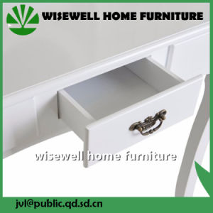 Wooden Dressing Table with 3 Drawer (W-HY-021) pictures & photos