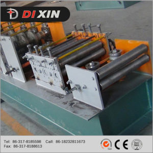Full Automatic Hydraulic Cutting C Purlin Roll Forming Machine pictures & photos