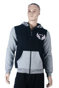 Healong Customized Digital Printing Men Hoodie with High Quality pictures & photos