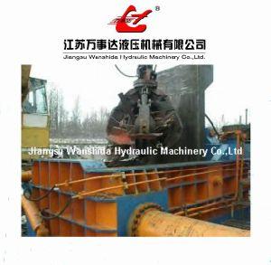Scrap Metal Bailing Press