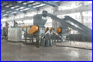 Pet Bottle Recycling Line Machine, Pet Bottle Crushing Line and Washing Line pictures & photos