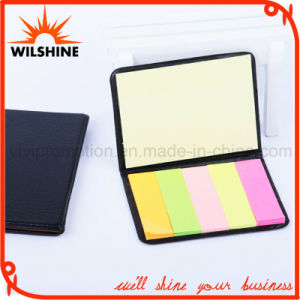 PU Cover Memo Sticky Note Pads for Promotion Gift (PN235) pictures & photos