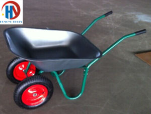 Metal Paint Wheel Barrow pictures & photos