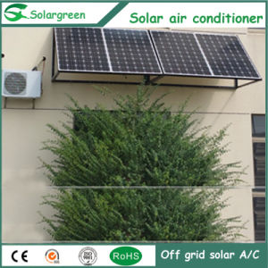 Supergreen AC/DC 1.5HP Solar Air Conditioning pictures & photos
