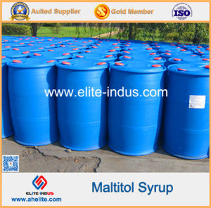 High Quality Sweetener Maltitol (powder/syrup) pictures & photos