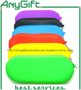 Silicone Pencil Case with Customized Logo and Color pictures & photos