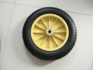Wheel Barrow Tire and Tube Air Wheel 13X3.00-8 pictures & photos