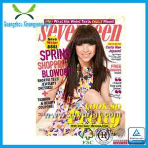 Factory Custom Made Printing Recyclable Sex Magazine Wholesale pictures & photos