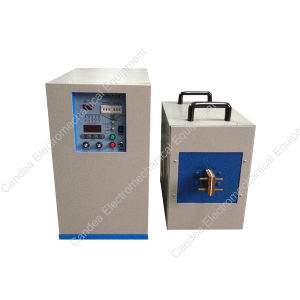 Small Size 30kw 380V 420V Induction Brazing Welding Soldering Machine