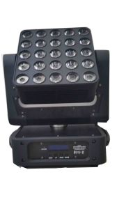 LED New Moving Head Cube Panel Lighting pictures & photos