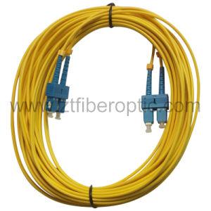 Singlemode Duplex Sc-Sc Fiber Patch Cord