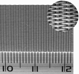 152X24 Stainless Steel Reverse Dutch Woven Wire Mesh for Mesh Filter pictures & photos