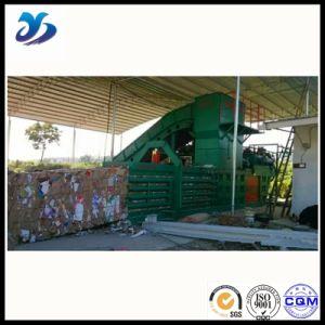 Save Manpower Hydraulic Horizontal Baler for Sugarcane Stalk pictures & photos