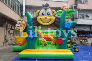 Popular Animal Type Waterproof Inflatable Combo for Children pictures & photos