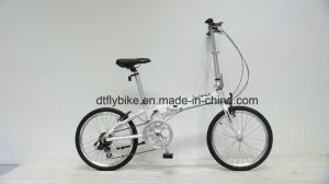 20inch Hot Sale Alloy Frame Folding Bike, Shimano 6speed. pictures & photos