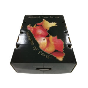 Strong Customized Size Fruit Packaging Box pictures & photos
