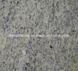 China Yellow/ Golden Granite Slab for Tiles and Vanity Tops pictures & photos