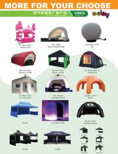PVC Inflatable Air Dome Tent house for event pictures & photos