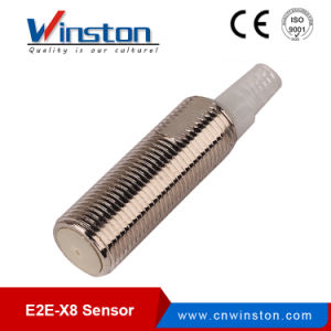 E2e-X8 Flush Metal Electrical Inductance Proximity Sensor Switch with Ce pictures & photos