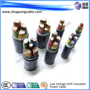 Low Smoke/Halogen Free/PE Insulated/Cu Tape Fully Screened/Soft/PE Sheathed/Computer Cable pictures & photos