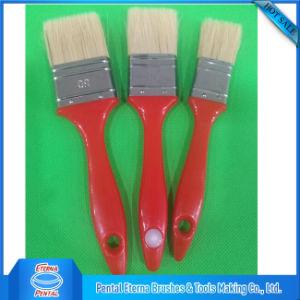 3PCS Set Black Filaments Mix Bristle Plastic Handle Paint Brush pictures & photos