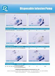 Disposable UV Infusion Pump (Disposable elastomeric pump) pictures & photos