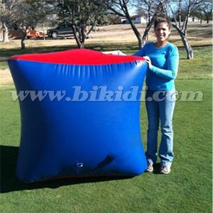 Short Inflatable Cake Paintball Bunker K8107 pictures & photos