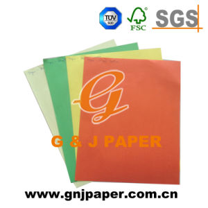 A4 Color Papers Used on Standard Greeting Cards pictures & photos