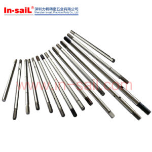High Precision Machined Hardened Steel Motor Shaft pictures & photos