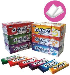 9 PCS Chewing Gum 6 Flavors pictures & photos