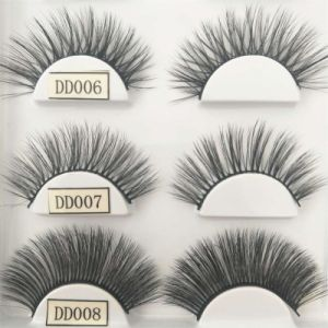 ODM 100% 3D Mink Fur False Eyelashes pictures & photos